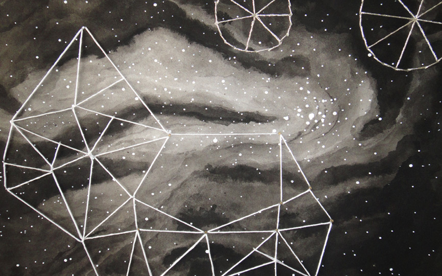 space-drawing