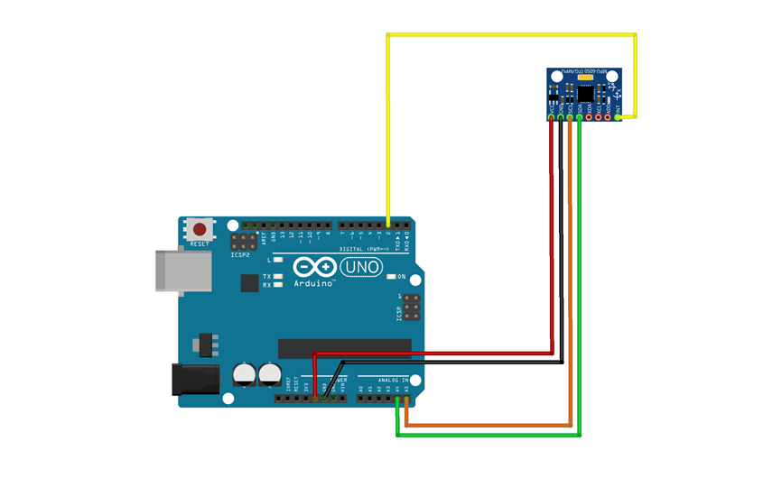 En  Arduino   Unity   Mpu 6050   Using Gyroscope To